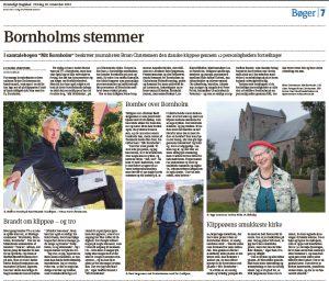 Kristeligt Dagblad Steffen Brandt