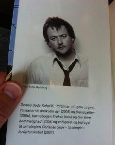 Dennis Gade Kofod 2007