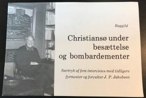 Christiansø under besættelsen og bombardementerne
