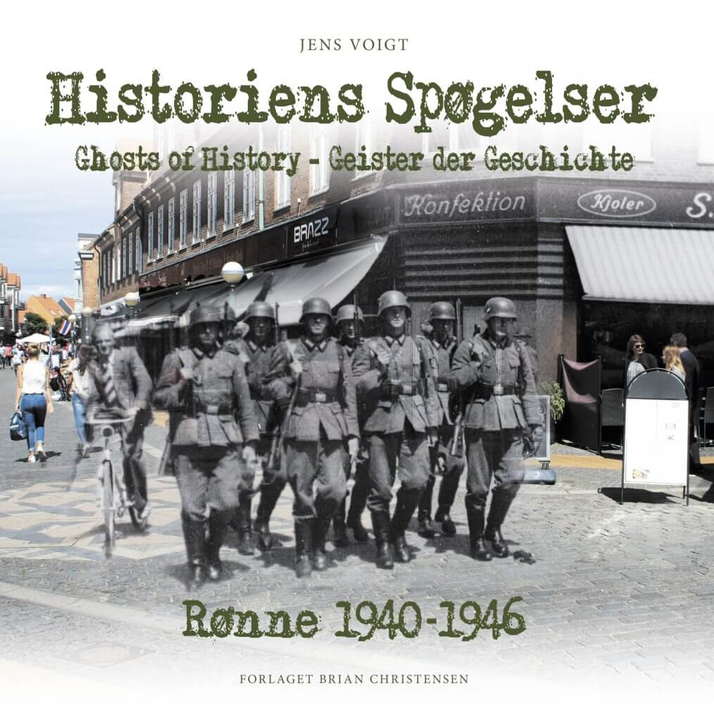 Historiens Spøgelser - Rønne 1940-1946