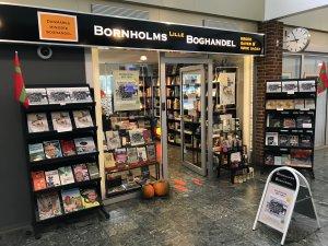 Bornholms lille Boghandel 15. november 2017