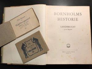 Bornholms Historie - Landbrugets og dets Biografier
